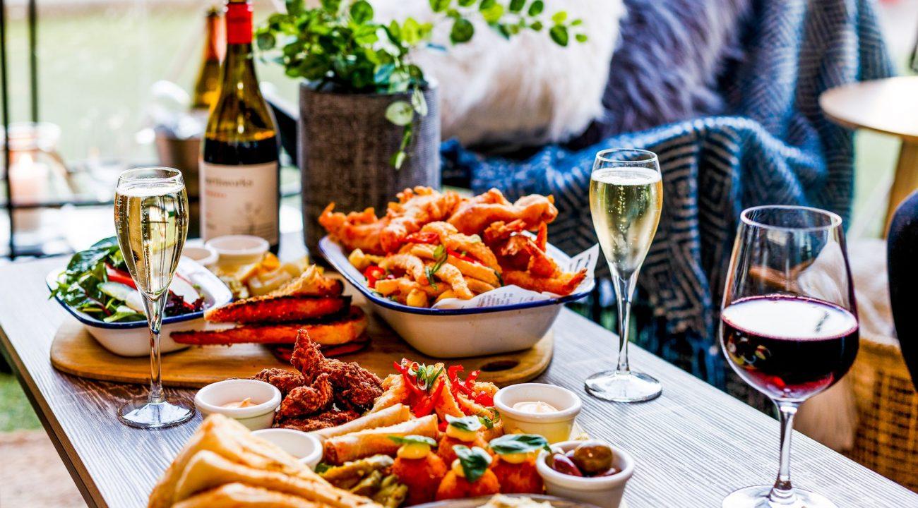 Melbourne Pub Restaurant - The Wharf Hotel